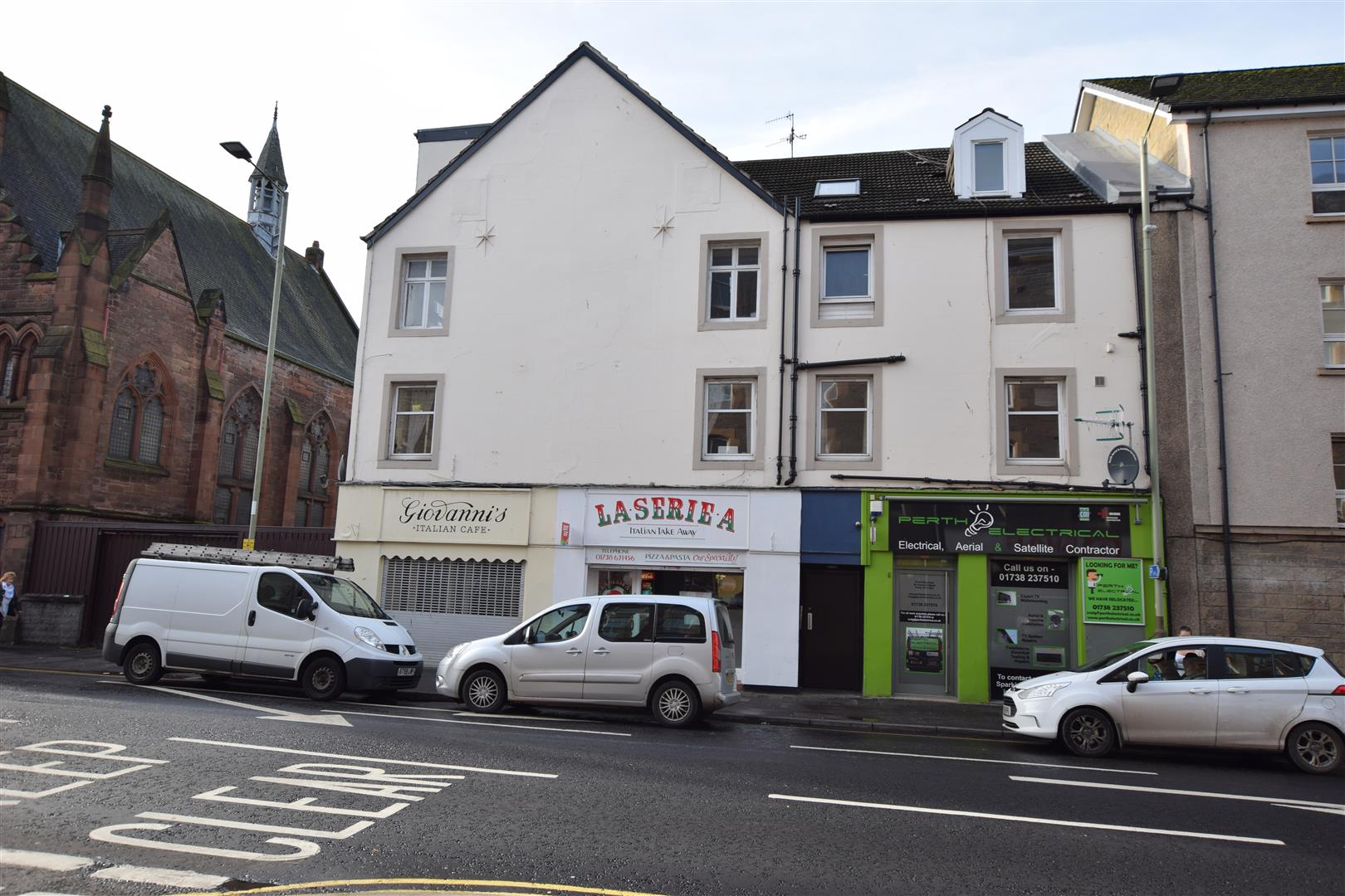 28A, Kinnoull Street, Perth, Perthshire, PH1 5EX, UK